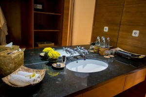 6. Bathroom amenities