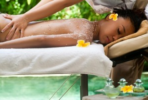 3 - In villa spa treatment